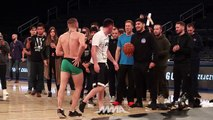 Conor McGregor Sinks Shot At UFC 205 Open Workouts