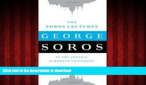 Buy book  The Soros Lectures: At the Central European University online for ipad