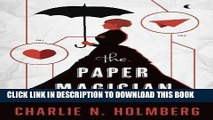 Best Seller The Paper Magician (The Paper Magician Series) Free Read