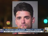 PD: Man wanted after escaping from Scottsdale hospital arrested in Tempe after armed robbery