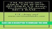 [PDF] TM 10-1670-287-23 P, TM 10-1670-287-23 P, US Army, Technical Manual, MC-4 RAM AIR FREE-FALL
