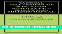 [PDF] TACTICAL EMPLOYMENT OF NONLETHAL WEAPONS, FM 3-22.40, FM 90-40, MILITARY MANUAL Full
