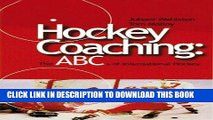 [PDF] Hockey Coaching: The ABCs of International Hockey Full Collection