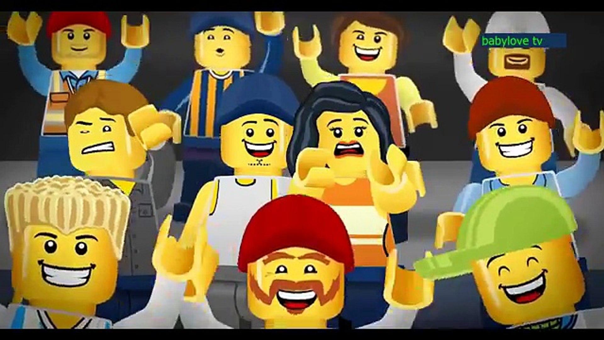 Мультфильм про МАШИНКИ, Мультик про Машинки - Lego City Лего Сити, Развивающие мультики для детей