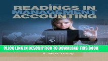 [PDF] Readings in Management Accounting (6th Edition) Full Online