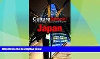 Big Sales  Culture Shock! Japan: A Survival Guide to Customs and Etiquette (Culture Shock!