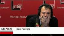Hommage à Pierre Billaud, Johanne Sutton et Volker Handloik, le 07h43 de Marc Fauvelle