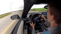 BMW i8 City Car or Supercar
