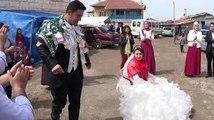 Köy Düğünü - Gelin Damat Oyunu