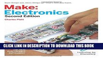 Ebook Make: Electronics: Learning Through Discovery Free Download