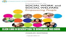 [PDF] Brooks/Cole Empowerment Series: Introduction to Social Work and Social Welfare [Full Ebook]