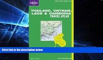 Ebook deals  Lonely Planet Thailand, Vietnam, Laos   Cambodia Travel Atlas (Lonely Planet Travel