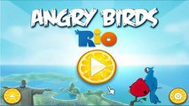 Angry Birds Rio - Walkthrough Level 1 - 1 to 1 - 5 Angry Birds Games To Play