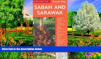Big Deals  Sabah and Sarawak Travel Map (Globetrotter Travel Maps)  Most Wanted
