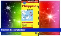 Must Have  Philippines Travel Map: 2005/2006 Edition (Periplus Travel Maps)  Full Ebook