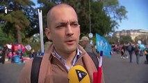 Interview d'un manifestant de la Manif pour Tous