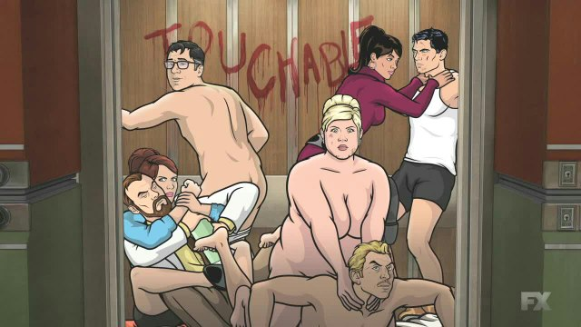 "Archer Season 8 (Episode 1) Full Vidio ""Series"""