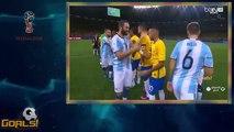 Brésil vs Argentine 3-0 tous les buts et Résumé du match 10_11_2016 HD