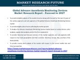 Global Advance Anesthesia Monitoring Devices Market Research Report - Forecast to 2027