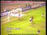 24.10.1990 - 1990-1991 UEFA Cup 2nd Round 1st Leg Sporting Lisbon 7-0 FC Politehnica Timişoara