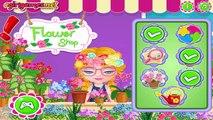 Baby Barbie Flower Shop Slacking - Barbie Games for Girls  #Kidsgames #Barbiegames