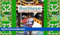 Must Have PDF  Lonely Planet Burmese Phrasebook   Dictionary (Lonely Planet Phrasebook and