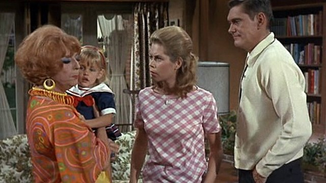 Bewitched 4x11  Allergic To Macedonian Dodo Birds