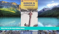 Books to Read  Cameroon 1:1,500,000 and Gabon 1:950,000 Travel Map (International Travel Maps)