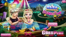 Disney Frozen Couple Elsa and Jack Frost - Baby Games