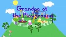 Peppa Pig - Grandpa at the Playground - video dailymotion