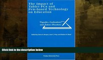 READ book  Impact of Tablet PCs and Pen-based Technology on Education: Vignettes, Evaluations,