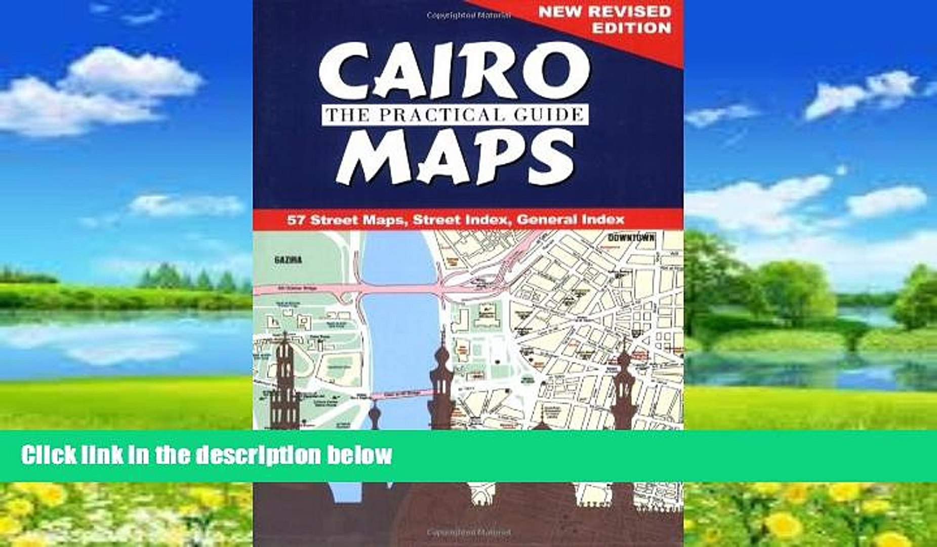 Best [pdf] cairo the practical guide: maps: new revised edition comp….