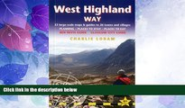 Deals in Books  West Highland Way: 53 Large-Scale Walking Maps   Guides to 26 Towns and Villages -