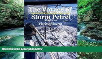 Books to Read  The Voyage of Storm Petrel. Britain to Senegal Alone in a Boat  Full Ebooks Most