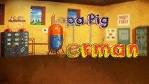 Peppa Pig em Português   Kinder Surpresa Eggs   Peppa Pig Alterar Super Heroes Serie (Spiderman)
