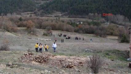 Bolu'da Devrilen Traktörün Sürücüsü Öldü