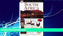 Books to Read  Eyewitness Travel Guide to South Africa (revised)  Best Seller Books Best Seller