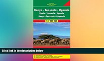READ FULL  Kenya / Tanzania / Uganda FB 1:2M 2013 (English, French and German Edition)  Premium