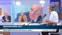Primaire à droite : Bernard-Henri Lévy dézingue Alain Juppé