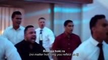 Haka at wedding in New Zealand    Haka en Nouvelle Zealand