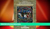 Buy NOW  The Via Francigena Canterbury to Rome - Part 1: Canterbury to the Great St Bernard Pass
