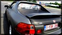 Honda Crx 9 58 Video Dailymotion