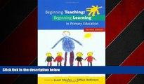 READ book  Beginning Teaching: Beginning Learning  FREE BOOOK ONLINE