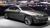 BMW Gran Lusso Coupé par Pininfarina au Salon de Genève 2014