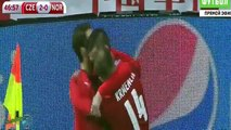 Czech Republic vs Norway 2-1 2016 - All Goals & Highlights (FIFA World Cup Qualifiers) 11_11_2016 HD