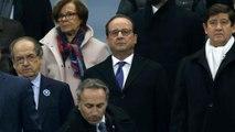 Γαλλία: Ενός λεπτού σιγή στο Stade de France για τα θύματα των τρομοκρατικών επιθέσεων στο Παρίσι