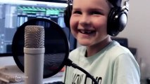 6 Year Old Sings About Life in the UK