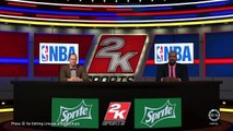Bears Fan 93 NBA 2K15 NBA 2K15: NBA Friday Atlanta Hawks @ Charlotte Hornets (4)