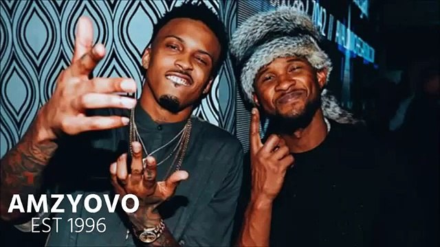 August Alsina -  Friends With Benefits (Feat Usher)  NEW 2016