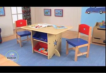Kidkraft Star Table And 2 Chairs